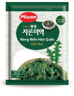 Rong biển Hàn Quốc (cắt sẵn) – Dired seaweed